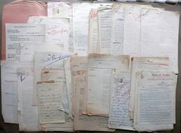 Carteggio ONB Opera Nazionale Balilla Firenze Reparti Femminili 1934-36 Rangoni - Vecchi Documenti
