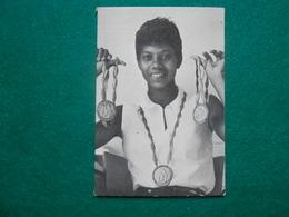 Olympiade Rome 1960  Chromo Suanet Merksem  Wilma Rudolph - Trading Cards