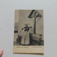 SPA - Souvenir Des Ardennes, Paysanne Ardennaise - Nels Série 20 N° 15 - Non Envoyée - Spa