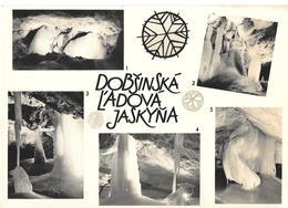 Dobsinska L'Adova Jaskyna - Slovaquie