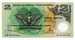 PAPUA NEW GUINEA=N/D   2  KINA    P-16c  POLYMER  NOTE    UNC - Papouasie-Nouvelle-Guinée