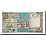 Billet, Libya, 1/4 Dinar, Undated (2002), KM:62, NEUF - Libye