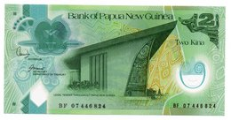 PAPUA NEW GUINEA=POLYMER   2  KINA    P-    UNC - Papouasie-Nouvelle-Guinée