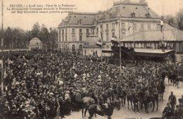 2295 Troyes - Avril 1910 - Place De La République - Troyes