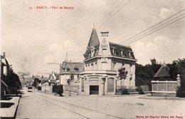 NANCY-PARC DE SAURUPT-TRAMWAY - Nancy