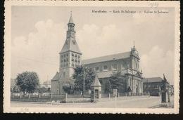 HARELBEKE   KERK ST.SALVATOR - Harelbeke