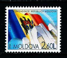 Moldavia Nº 488 En Nuevo - Moldavia