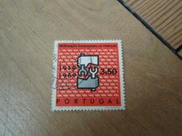 Timbre Organizaçao Internacional Do Trabalho 1919 1969 PORTUGAL 3,50. 1970 - Portugal