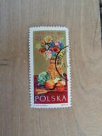 Timbre DOZYNKI 1966 40Gr POLSKA H Matuszewska PW-PW 66 - Portugal