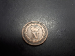 France 10 Centimes 1813 M - …-1861 : Before Reunification