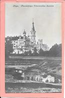 Riga - Pareizticigo Trisvienibas Baznica - Letonia
