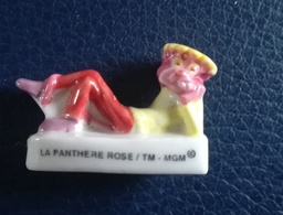 LA PANTHERE ROSE - FEVE BRILLANTE - BD