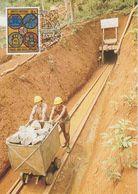 UNO New York 1983 Trade And Development 1v 1 Maxicard (42113) - Maximumkaarten