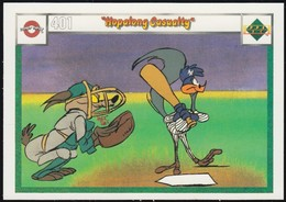 Comic Ball Looney Tunes Card, Upper Deck (VWP106) - Trading Cards
