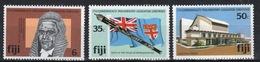 Fiji 1981 Set Of Stamps To Celebrate The Parliamentary Association Conference. - Fiji (1970-...)