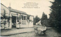 78  GAMBAIS  AUBERGE DE LA FORET - Autres Communes