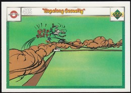 Comic Ball Looney Tunes Card, Upper Deck (VWP107) - Trading Cards