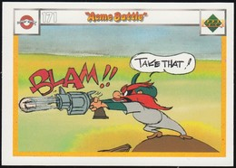 Comic Ball Looney Tunes Card, Upper Deck (VWP110) - Trading Cards
