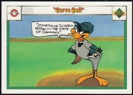 Comic Ball Looney Tunes Card, Upper Deck (VWP116) - Trading Cards