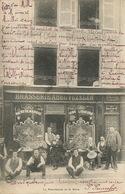 Brasserie Abel Vezeler Bière Bourbonne Les Bains Vers Nuits St Georges - Cafés