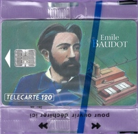 Emile BAUDOT - Personnages