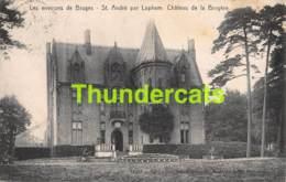 CPA BRUGGE BRUGES LES ENVIRONS DE BRUGES ST ANDRE PAR LOPHEM CHATEAU DE LA BRUYERE - Brugge
