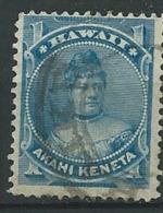 Hawai  -  Yvert N° 29 Oblitéré     Po60613 - Hawaï