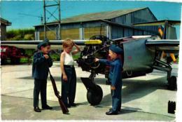 BELLE FANTAISIE PETITS MILITAIRES AVIATEURS A VOIR !!!!   REF 59288A - Aviation