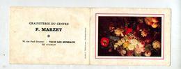 Calendrier De Poche 1980 Grainerie  Du Centre Les Mureaux - Calendriers