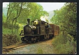Eisenbahn Gegründet 1832 Die Ffestiniog Railway Schmalspurbahn Walisischen County Gwynedd  älteste Aktive Schmalspurbahn - Wales