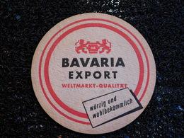 Sous-boks Bière Allemande, Bavaria Export  (Box2-1) - Bierviltjes