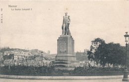 CPA - Belgique - Namur - La Statue Léopold I - Namen