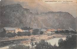 Pontamafrey (73) - Vue Générale - Frankrijk