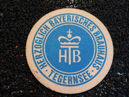 Sous-boks Bière Allemande, Herzoglich Bayerisches Brauhaus Tegernsee  (Box2-1) - Sous-bocks