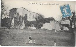VELINES (24) Ancien Chateau De Sardy Petite Animation - France
