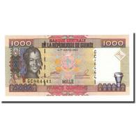 Billet, Guinea, 1000 Francs, 1960-03-01, KM:40, NEUF - Guinea