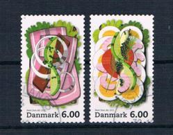 Dänemark 2012 Mi.Nr. 1705 /06 Gestempelt - Dänemark