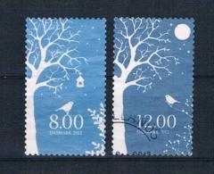 Dänemark 2012 Mi.Nr. 1720/21 Gestempelt - Dänemark