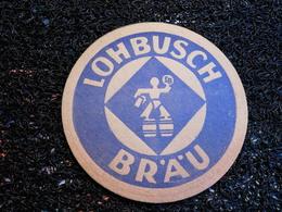 Sous-boks Bière Allemande, Lohbusch Bräu   (Box2-1) - Bierviltjes