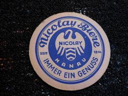 Sous-boks Bière Allemande, Nicolay Biere   (Box2-1) - Bierviltjes