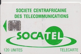 TARJETA  CENTRAFRICAINE - Unclassified