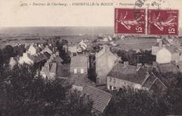 OMONVILLE LA ROGUE - Panorama - Vue Sur La Mer - Saint Vaast La Hougue