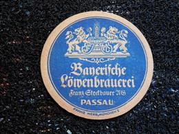 Sous-boks Bière Allemande, Banerifdje Lömenbrauerei  (Box2-1) - Bierviltjes