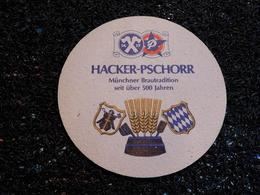 Sous-boks Bière Allemande, Hacker-Pschorr  (Box2-1) - Sous-bocks
