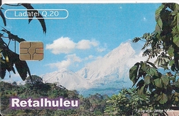 TARJETA  GUATEMALA - Unclassified