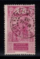 Guinee - YV 114 Bien Oblitéré Cote 6,30 Euros - Guinea Francese (1892-1944)