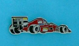 1 PIN'S //   ** FERRARI 643 / N°27 / PILOTE A. PROST / 1991 ** - Ferrari