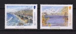 28.- GUERNSEY 2018 Europa 2018 - Bridges - 2018