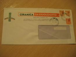 CASALGRANDE 1977 Ceramica Ceramiche PORCELAIN Advertising Cover ITALY Porcelaine Ceramics Pottery Art - Porcellana