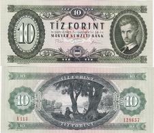 Hungary - 10 Forint 1975 P. 168e UNC Lemberg-Zp - Hongrie
